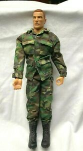 12quot; Military Soldier 1 6 Scale Action Figure 21st Century Toys $12.50