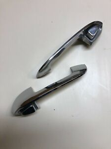 1955 1956 Mercury Door Handles
