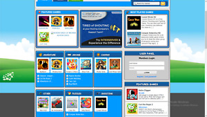 Stimulating Game Website With Affiliate Earning Free Installation free Hosting