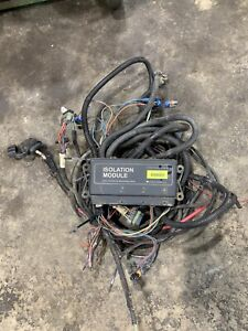 2 Plug Fisher Minute Mount 2 Plow Wiring Harness Chevy gmc 4 Port Isolation Mod