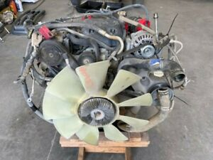 Used 2000 Ford 7 3 Powerstroke Diesel Engine 254k Complete Shipped 29332