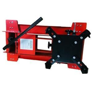 1 2 Ton Floor Low Profile Transmission Jack Lift 1 100 Lbs Capacity