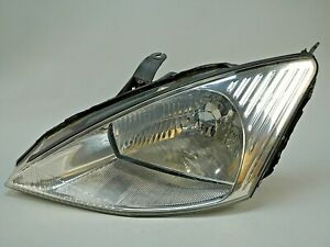 2000 2004 Ford Focus Headlight Lamp Assembly Left Driver Side Lh Ys4x13006
