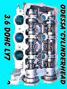 1 Gm Chevy Acadia 3 6 Direct Injection Casting 609 771 Cylinder Head Passenger