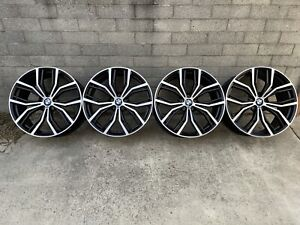 Bmw 701m Staggered Wheel Set G01 X3 And G02 X4