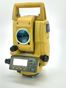 Topcon Gpt 3005w Reflectorless Conventional Surveying Total Station