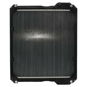 New Radiator For Case ih 580sm Series 2 Indust const 87410096 87410098