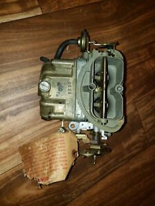 1967 Holley 427 Tri Power 3660 Center Carburetor
