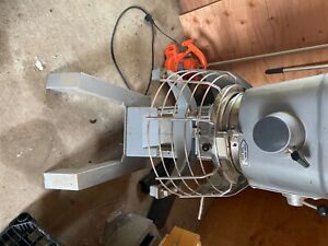 2 Hobart Industrial Mixers Model D300 mixer Parts Used Condition