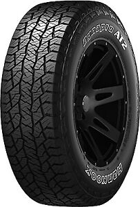 4 New Hankook Dynapro At2 Rf11 265 70r17 265 70 17 2657017 All terrain Tires