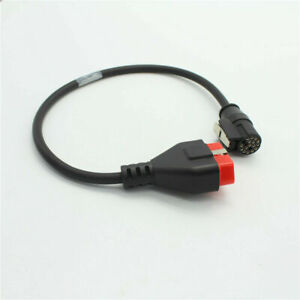 Fits Professional Obd2 16pin Cable For Renault Can Clip Diagnostic Interface