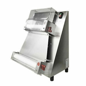Commercial Automatic Electric Pizza Dough Roller Machine Pizza Making Machine Ce
