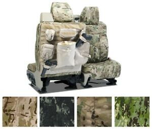 Coverking Multicam Tactical Custom Seat Covers For Toyota Yaris