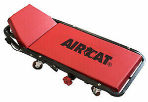 Aircat 800 C Creeper With Adjustable Headrest And Led Light