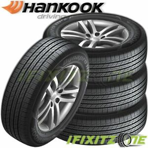 4 New Hankook Dynapro Hp2 Ra33 275 60zr18 113h All Season Performance Tires M S