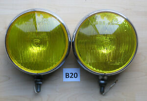 Marchal 709 Fog Driving Lights Carello Hella Cibie