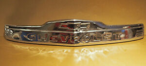 1947 1954 Chevy Pickup Truck Chrome Hood Ornament Emblem Oem W 90 Day Warranty