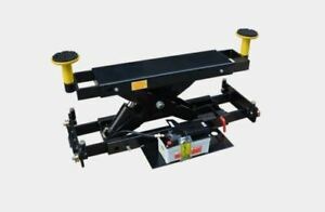 Amgo J6a 6 000 Lbs Rolling Jack With Hand Pumps