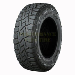 Toyo Open Country R T 37x12 50r17lt 124q 8 Ply Quantity Of 4
