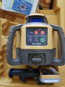 Topcon Rl h5a Self leveling Rotary Grade Laser