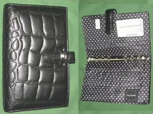 Compact 0 75 Reptile Faux Leather Sydney Love Planner Binder Franklin Covey