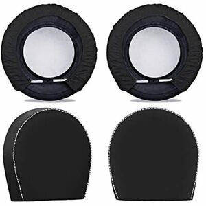 Mr you Spare Tire Cover For Trailers tire Covers 4 Pack four Layers Set Of Rv