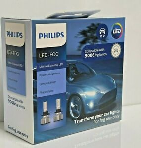 Philips Ultinon Essential 9006 Led New For 2021