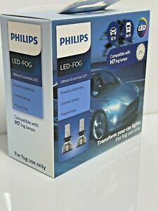 Philips Ultinon Essential H7 Led New For 2021