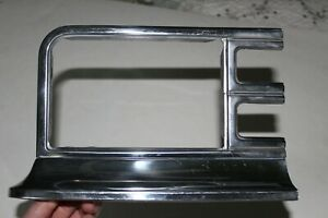 1946 1948 Dodge Grill Trim For Parking Light Passenger Side