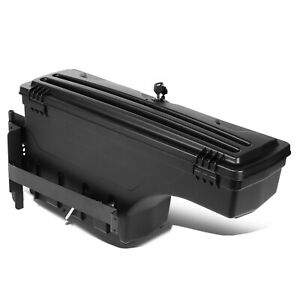 Fit 07 20 Toyota Tundra Rh Right Side Truck Bed Wheel Well Swing Tool Box Case
