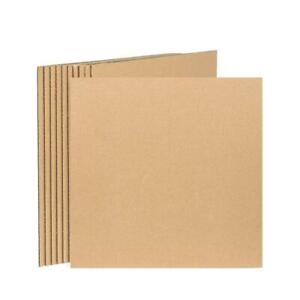 100 12 25 X 12 25 Record Mailer Insert Pad Catalog Albums Book Corrugated