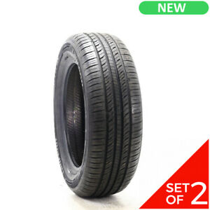 Set Of 2 New 215 60r17 Laufenn G Fit As 96t 9 5 32