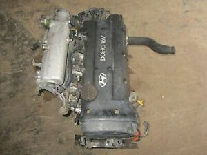 99 00 Hyundai Elantra 2 0 Engine Motor Assembly Also Fits 00 01 Tiburon