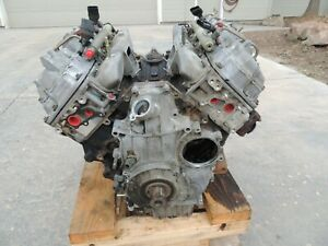 2001 2004 Chevy gmc Duramax Diesel Lb7 6 6l Rebuildable Long Block Engine