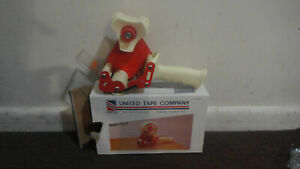 Packing Tape Gun Dispenser heavy Duty united Tape Company new With Box