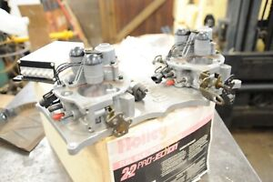 Holley Fuel Injection System 2 2 Pro jection