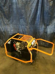 Stanley Gt18 Hydraulic Power Unit Only 39 Hours