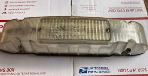 Whelen Endcap With 500 Series Alley Light For Liberty Patriot Lfl Lightbar Clear