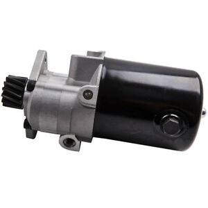 Power Steering Pump Fits Massey Ferguson Tractor 275 165 255 175 Replaces