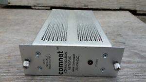 Comnet Communication Networks C1ps Card Cage Power Supply