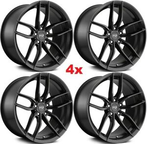 18 Wheels Rims Black Niche Clubman Cooper Countryman