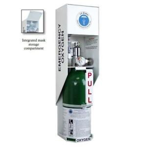 Allied Healthcare Lif o gen Automated Refillable Emergency Oxygen Kit