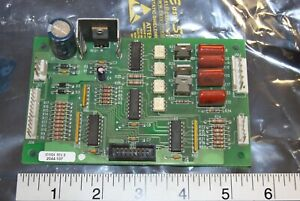 National 431 Cold Food Vending Machine Interface Pcb Part No 4316024