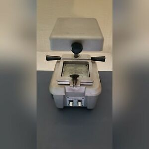 Patterson Dental Vacuum Forming Mold Machine