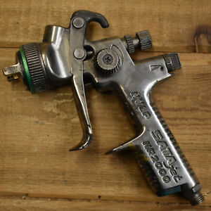 Sata Jet Nr2000 Hvlp Paint Spray Gun 1 3 Tip Made In Germany Free Shipping