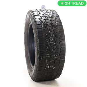 Used Lt 35x12 5r20 Nitto Terra Grappler G2 A t 121r 11 5 32