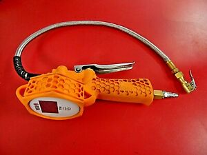 Matco Tools dt60 Digital Tire Inflator orange Excellent