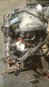 Engine 5 3l Vin T 8th Digit Fits 03 04 Avalanche 1500 673582