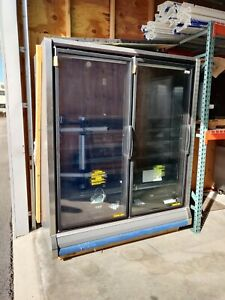 Hussmann Rmn 2 Type I Display Refrigerator Freezer Merchandise Cooler Reach In