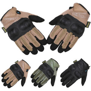 Safety Work Protective Mens Gloves Construction Engineering Heavy Duty Gear
